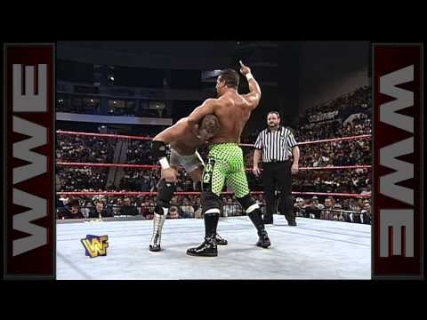 Flash Flanagan vs. Brian Christopher: Light Heavyweight Title Tournament Quarterfinals - Raw, Nov. 2