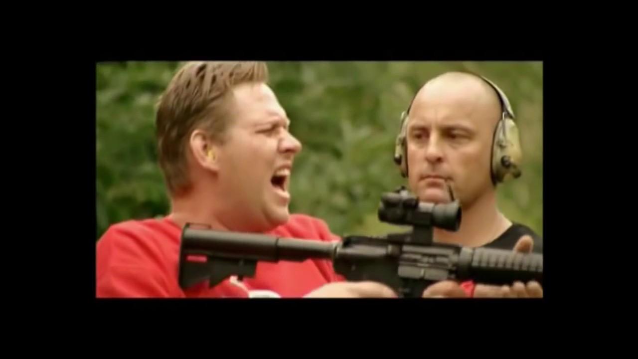 Ptsd shooting ar15