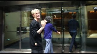 Scary Skinny Aaron Carter Says