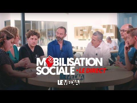 🔴[DIRECT] LE MÉDIA ANALYSE LA MOBILISATION SOCIALE