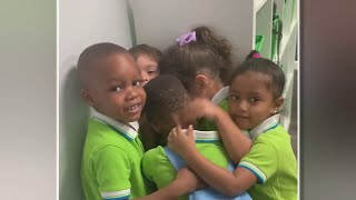 After riding out Dorian in Grand Bahama, Pembroke Pines boy receives warm welcome from classmates