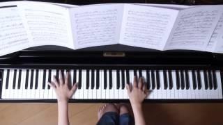 使用楽譜;ぷりんと楽譜・上級、 2016年10月9日 録画.