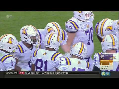 2016 Tennessee vs Tennessee Tech (Full Game HD 1080p)