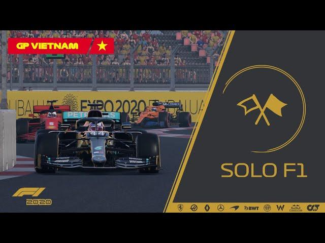 🔴 F1 2020 // Retransmisión SoloF1  ( Gp Vietnam )