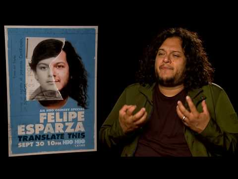 Comedian Felipe Esparza Interview On His HBO Comedy Special