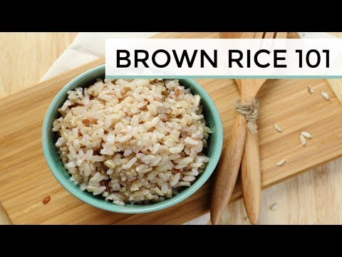 Brown Rice 101