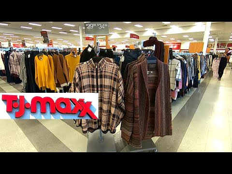 T.J.MAXX WINTER CLOTHING/COAT/JACKET/SWEATER | DESIGNER BRAND TOMMY HILFIGER, MK And A Lot More!!