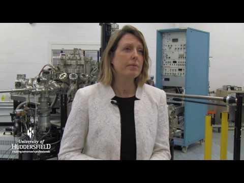 Baroness Worthington - thorium as an alternative to uranium for nuclear power - Univ of Huddersfield