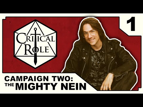 Curious Beginnings  | Critical Role | Campaign 2, Episode 1