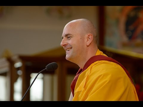 Retreat On Quick Path To Great Bliss - Gen Kelsang Ananda