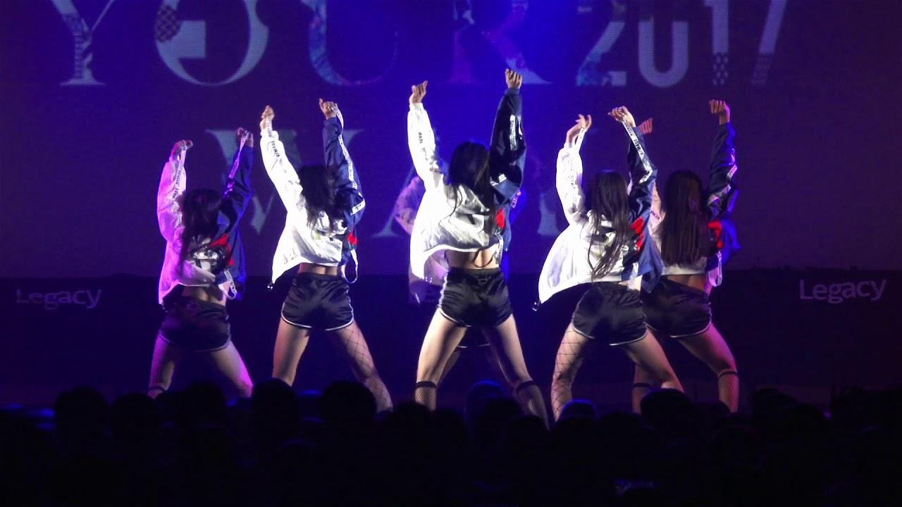 20 秀峰高中|20171112 高校街舞嘉年華 Dance Your Way 聯合迎新舞會