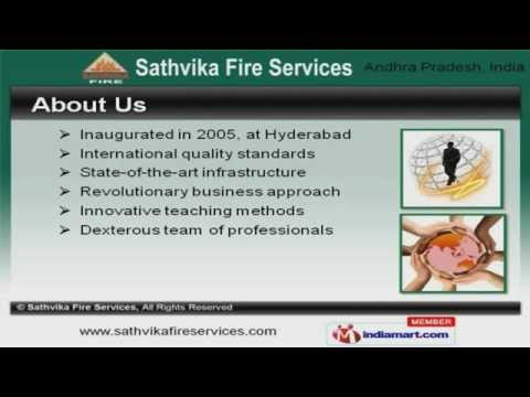 Fire Protection & Safety Equipment By Sathvika Fire Services, Hyderabad
