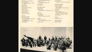 Francois Couperin Pieces en concerts Janos Starker and Orchestra of Santa Fe