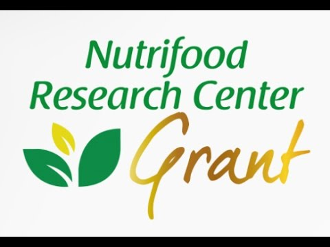 Nutrifood Research Center Grant 2016