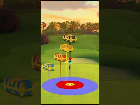 Golf clash Gokasho bay golden shot guide (sort of)
