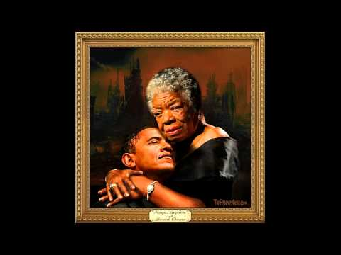 Tribute To Maya Angelou (April 4, 1928 - May 28, 2014)