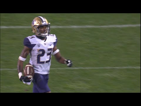 Highlights: Husky defense dazzles as Washington downs Colorado in Pac-12 Football Championship...