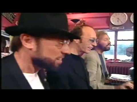 Bee Gees - TFI Friday 1997 - Jive Talking Acapella