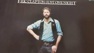 Eric Clapton - Cocaine JJ Cale - Vinyl Just One Night live1979 LP 1980