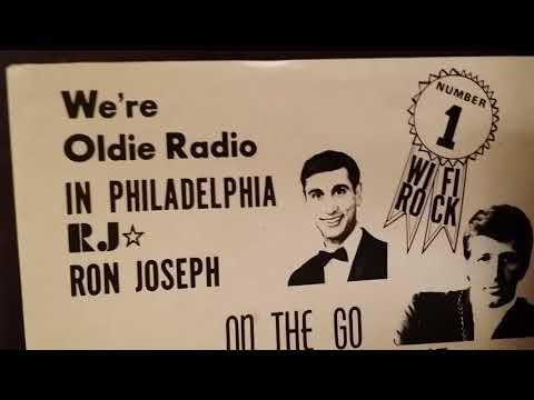 "RJ Ron Joseph Remembers: ""RJ's Different World"" on WTAF-TV 29, WIFI-Rock, Philadelphia's Channel 7"