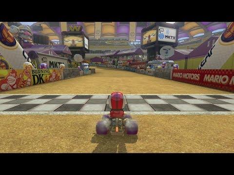 Mario Kart 8 (マリオカート8) TT's ← Japanese Title Is Totally Necessary