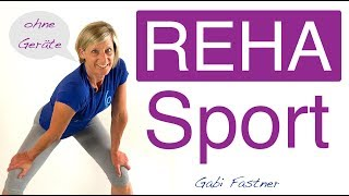 Gambar cover ♒️ 25 min. sanfte REHA Gymnastik ohne Hilfsmittel