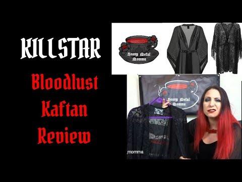 Killstar Bloodlust Kaftan Review