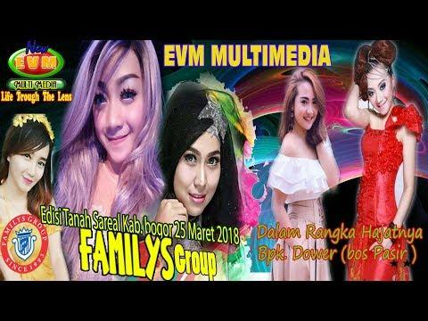 LIVE FAMILYS GROUP EDISI TANAH SAREAL