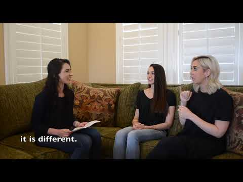 Raising a Deaf Child - My Sisters Share What It Was Like Growing Up With a Deaf Sister