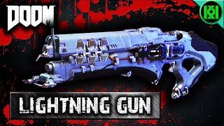 Doom: LIGHTNING GUN Guide | Doom Multiplayer Weapons 2016 (Review, Tips + Gameplay)