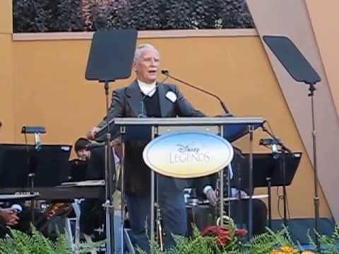 Walt Peregoy Disney Legend Award