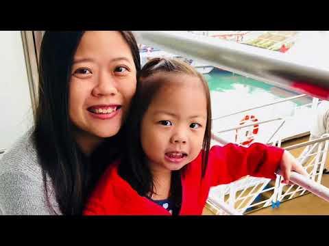 China's Family Trip April 2018