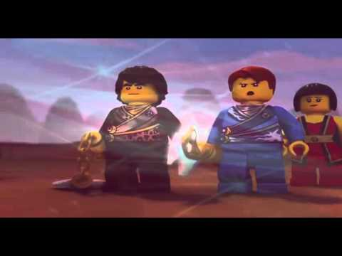 Lego ninjago en francais le sortil ge dessin anim 2015 youtube - Ninjago dessin anime ...