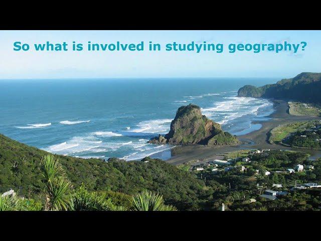 紐西蘭升學心得- University of Auckland Geography (UoA) Geography | 有咩streams?