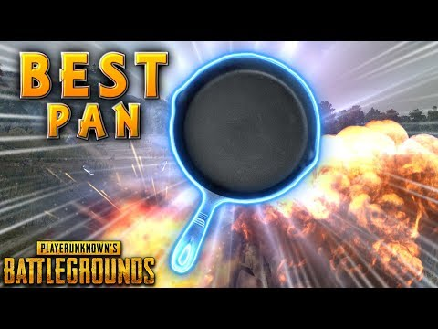 BEST PAN MOMENTS! | PUBG Montage
