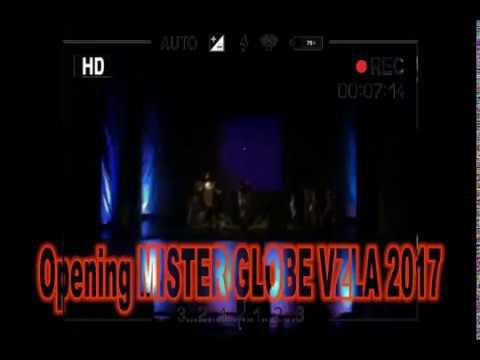 Opening Mister Globe Venezuela 2017