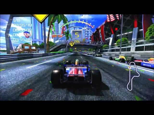 The 90s Arcade Racer Trailer 1
