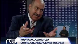 Entrevista: Rodrigo Collahuazo (Coordinadora Organizaciones Sociales)