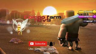 COMPO FARM HDV9 ET 10 (COMMENT L'UTILISER)POUR MAXER RAPIDEMENT SON VILLAGE!!!