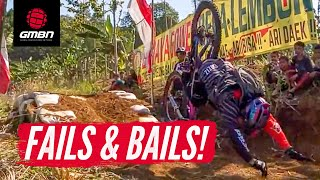 The Best Mountain Bike Fails Of The Month | GMBN's November Fails & Bails