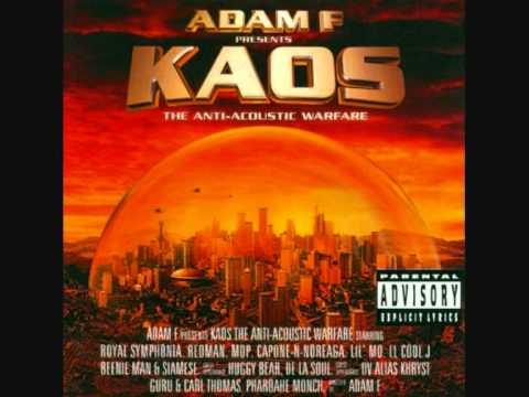 Adam F - Last Dayz Feat. Pharoahe Monch