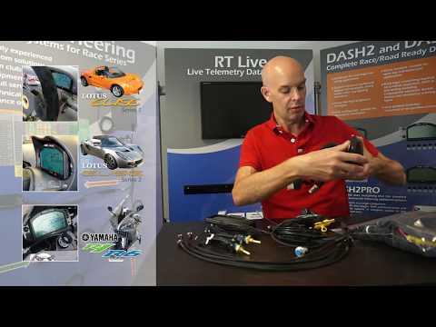 DASH2 And DASH2 PRO Installation Looms - Motorsport Dashboard Display