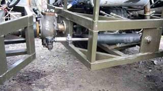 Гидроцилиндр Газ-66