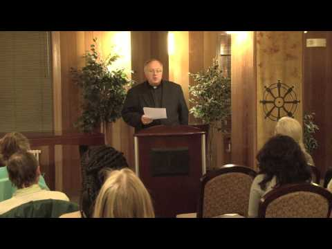 Newman Night: How Do We Envision the Face of God in our Lives?