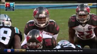 NFL 2016 01 03 Buccaneers vs Panthers   Condensed Game Part 1