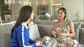 Mayra Cardi ingere cápsulas com a placenta da filha para repor hormônios