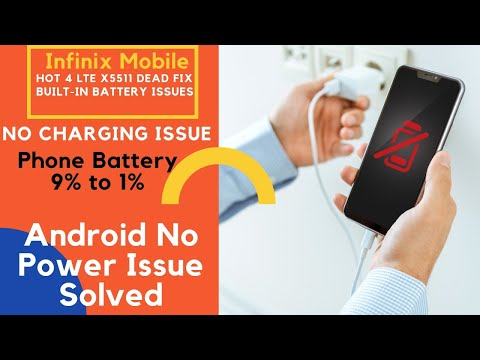 Android No Power Issue Solved | Infinix Hot 4 Not Charging Solution
