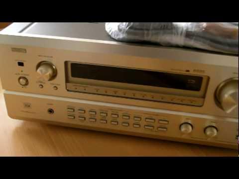 Denon avc-a10se amp avr-4800 surr rec service manual cd   #111029131.