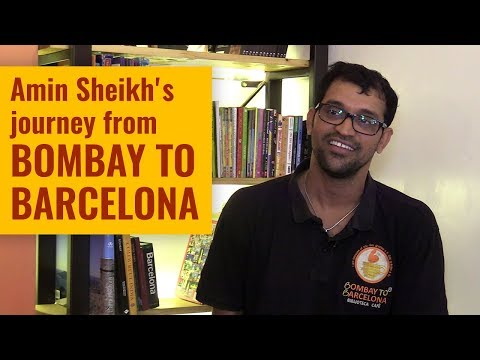 Bombay To Barcelona Library Cafe: Amin Sheikh's Journey | Mumbai Live
