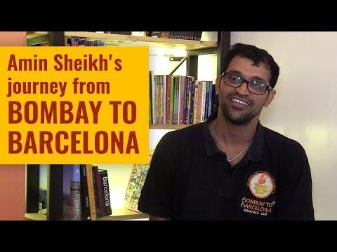 Bombay To Barcelona Library Cafe: Amin Sheikh's Journey | Mumbai Live
